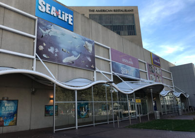 Sea Life / Legoland Crown Center